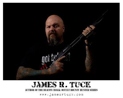 Interview with James R. Tuck and Giveaway - February 7, 2012