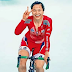 Chinese Lady Rides Bicycle From Morocco To Lagos