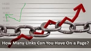 How Many Links Should A Webpage Have?
