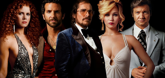Distribuţia de milioane din filmul American Hustle