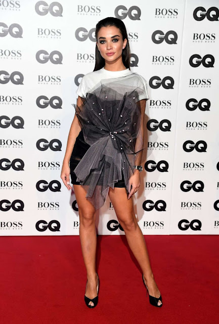 Amy Jackson – 2018 GQ Men of the Year Awards in London