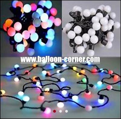 Lampu LED Twinkle Anggur