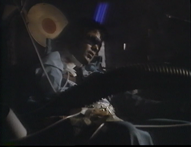 "Elvis is one of Jake's ""patients"" in BLOOD SALVAGE (1989)."