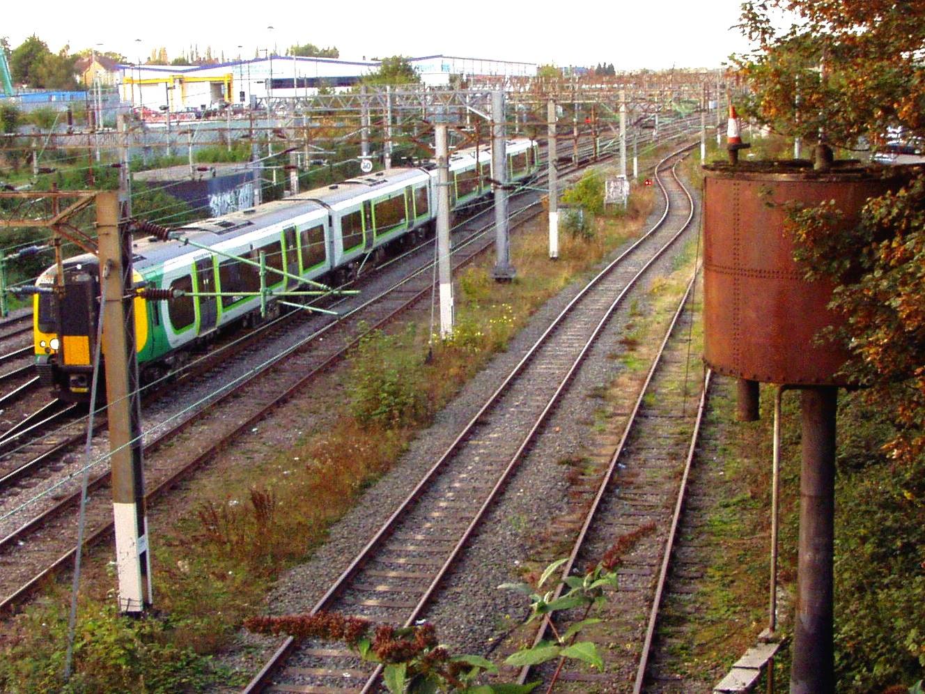 Northampton Station Car Park
