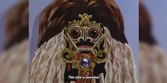 Unsur Indonesia yang terdapat pada anime Detective Conan