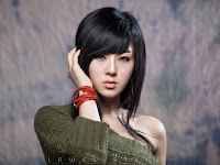Cute Girls Hairstyle  Korean Style