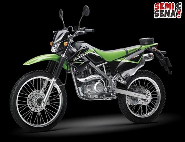Kawasaki Klxs Panels