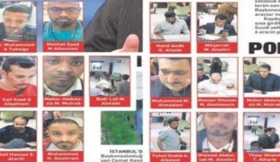 صحيفة تركية الحرس الشخصي لولي العهد السعودي هو المسؤول عن اغتيال وتقطيع خاشقجي