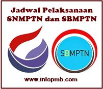 Kali ini admin akan membuatkan info wacana  Jadwal SNMPTN, UTBK dan SBMPTN 2019/2020 update