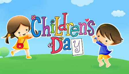 paragraph on children's day