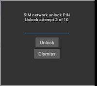 LG Sim Unlock