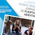9 MAYO: JORNADA DE PUERTAS ABIERTAS