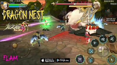 Dragon Nest Awake Android