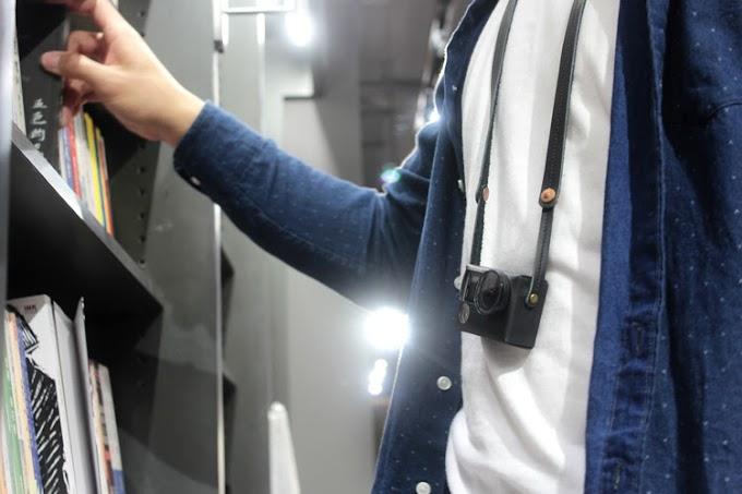 【潮人必備】GoPro Hero 4 真皮頸繩型保護套