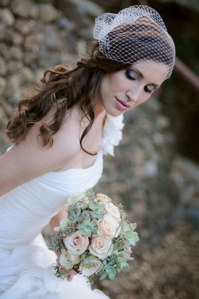 peinados de novia para boda