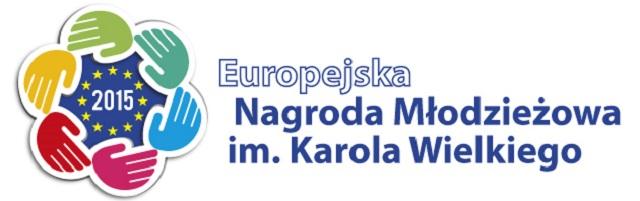 Logo konkursu o Nagrodę im. Karola Wielkiego