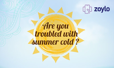 Troubled with Summer Cold | Online Healthcare Tips | Online Summer Cold Tips