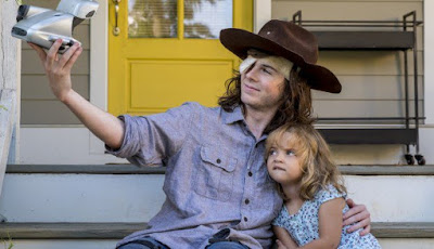 "8x09 ""Honor"" de 'The Walking Dead', despedida de Carl"