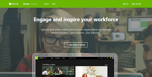 Microsoft Stream Launch to Secure, Manage and Share Videos for Businesses