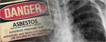 How much exposure to asbestos causes cancer