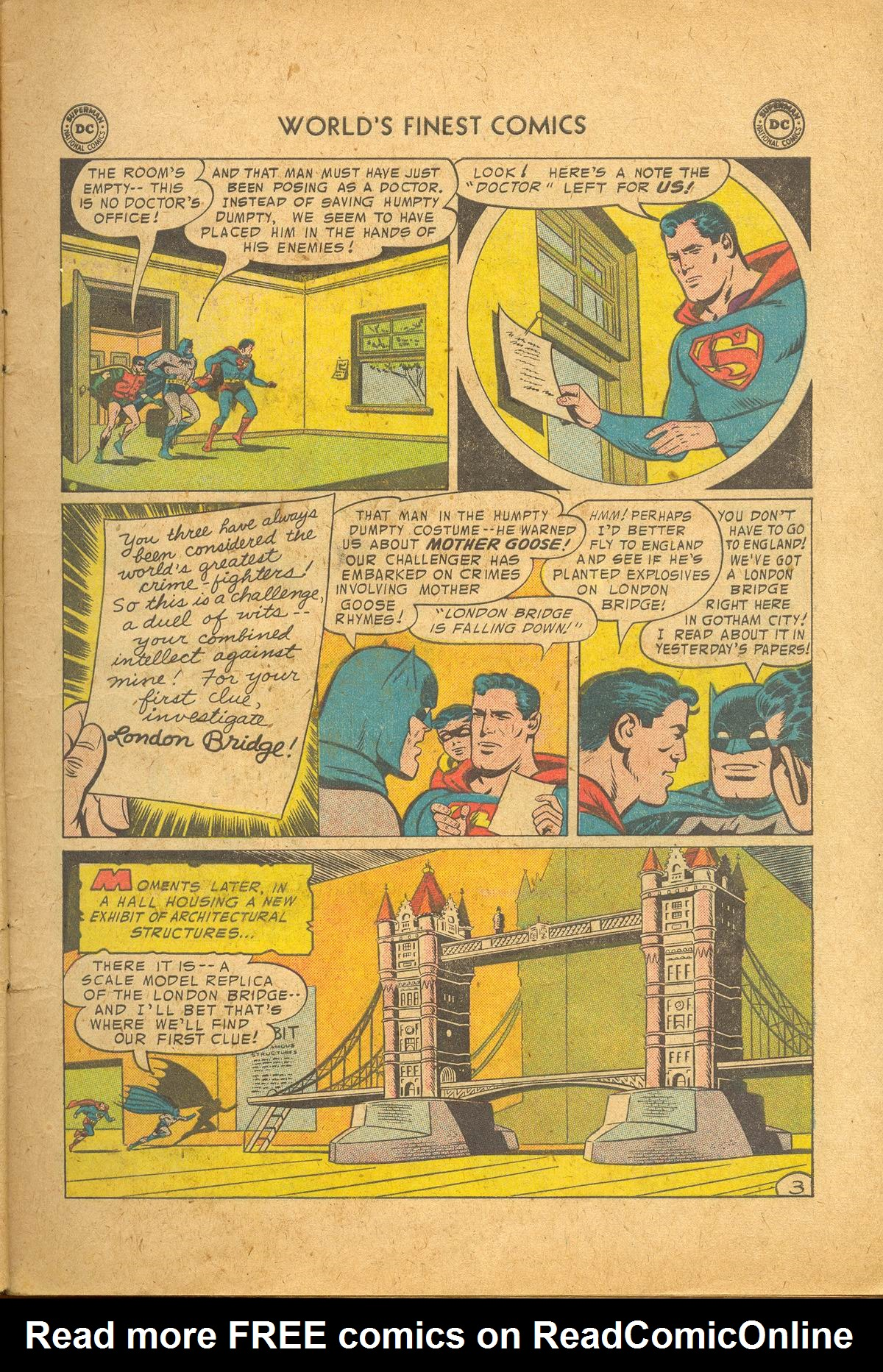 Read online World's Finest Comics comic -  Issue #83 - 5