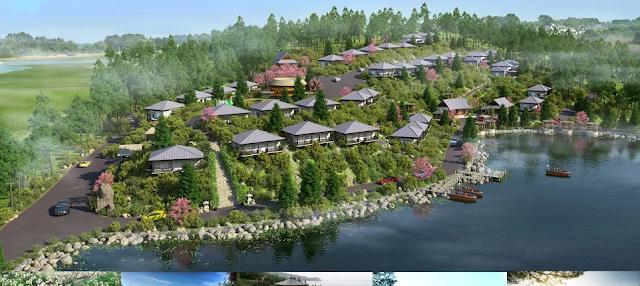 Phối cảnh dự án Ohara Villa Rerost