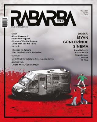 Rabarba Şenlik 4. Sayı (Mayıs) - Clash