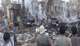 تقرير داخلي لمجلس الأمن في الأمم المتحدة :  انتهاكات جسيمة ارتكبتها دول التحالف بقيادة السعودية في اليمن وسيطرة هادي انحسرت وتضاءلت !