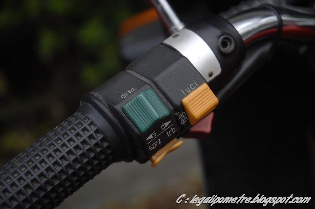 Les cousines Benelli / Moto Guzzi 254 (Années 70) _DSC0041