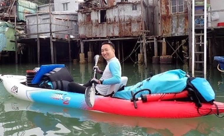Mayat Warga Hong Kong Ini Ditemukan di Perairan China Setelah Sempat Hilang Terseret Ombak dan Angin Kencang Saat Mengayuh Perahu di Tai O