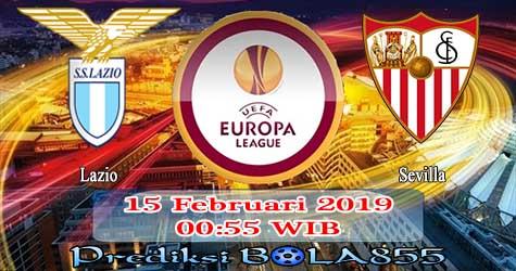 Prediksi Bola855 Lazio vs Sevilla 15 Februari 2019