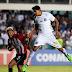 #TerraDaUva - Jundiaiense marca para o Santos pela Libertadores. Mas leva 3º amarelo...