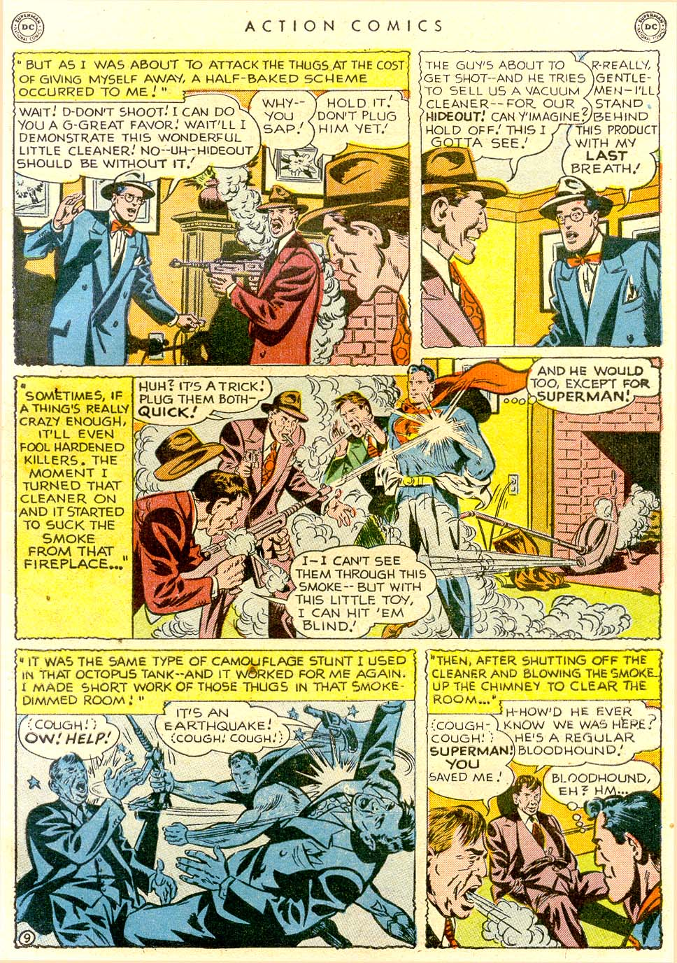Action Comics (1938) 144 Page 10