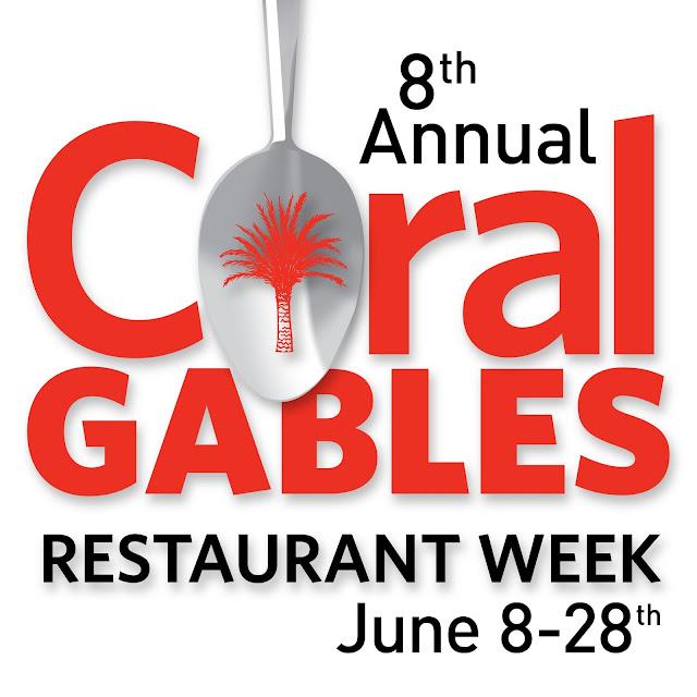 restaurant week coral gables