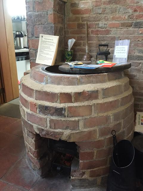 Stoneywell tea room
