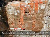 Remains of the water cistern, Boggo Road Gaol, Brisbane, 2003