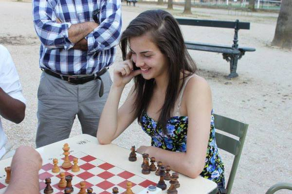 World S Most Beautiful Chess Player Is All Set To Check