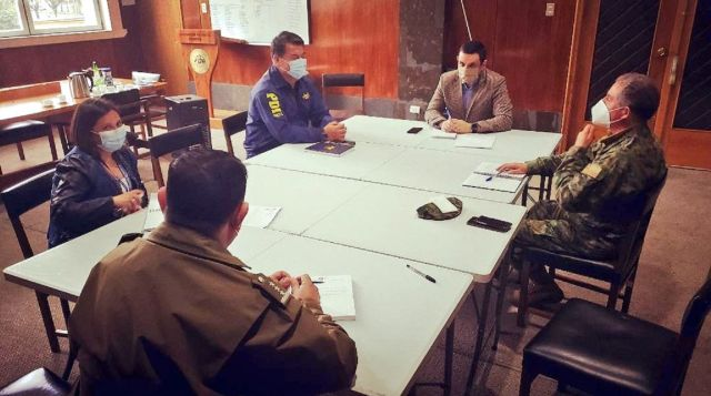 Comité Policial de Seguridad