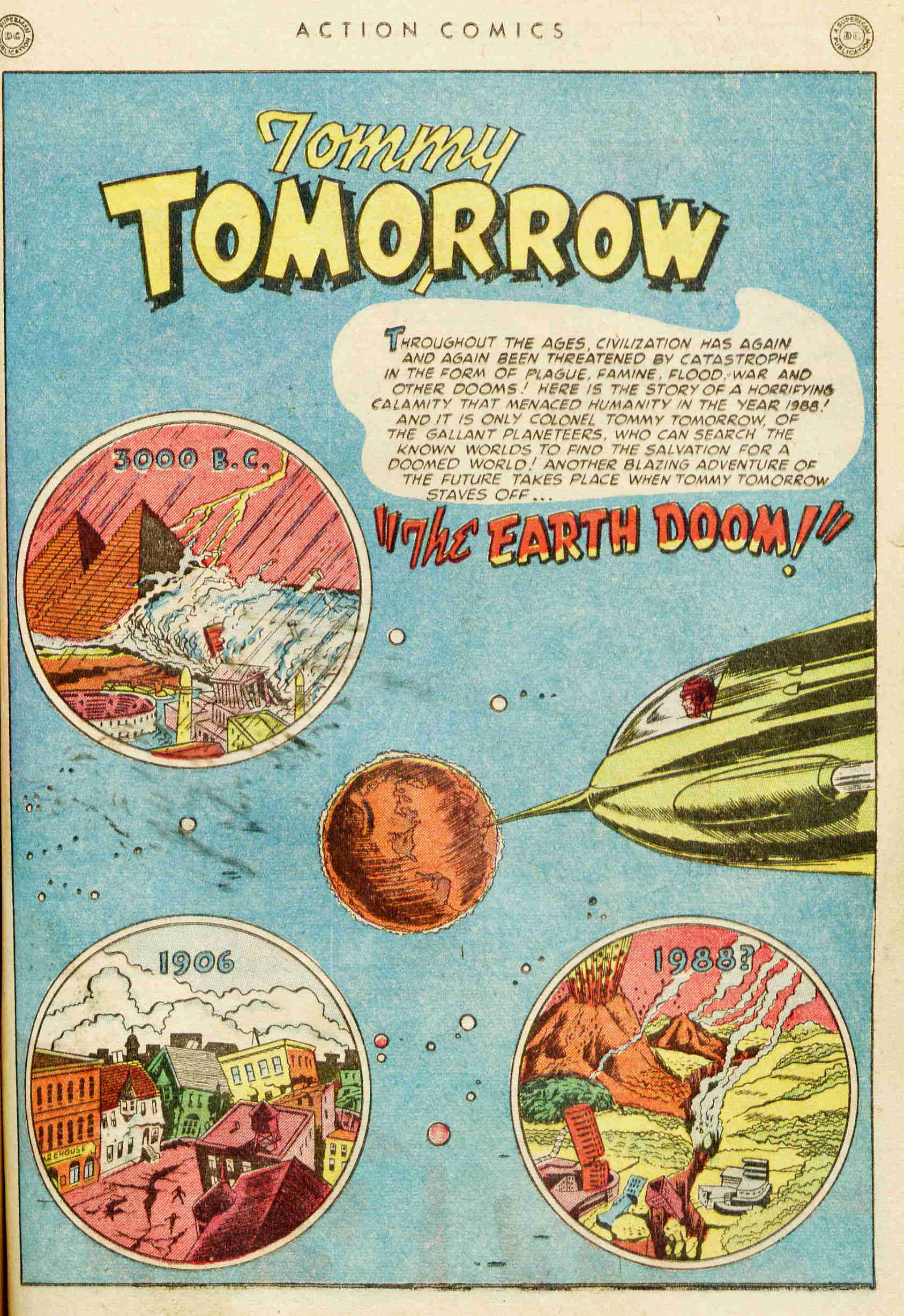 Read online Action Comics (1938) comic -  Issue #129 - 30