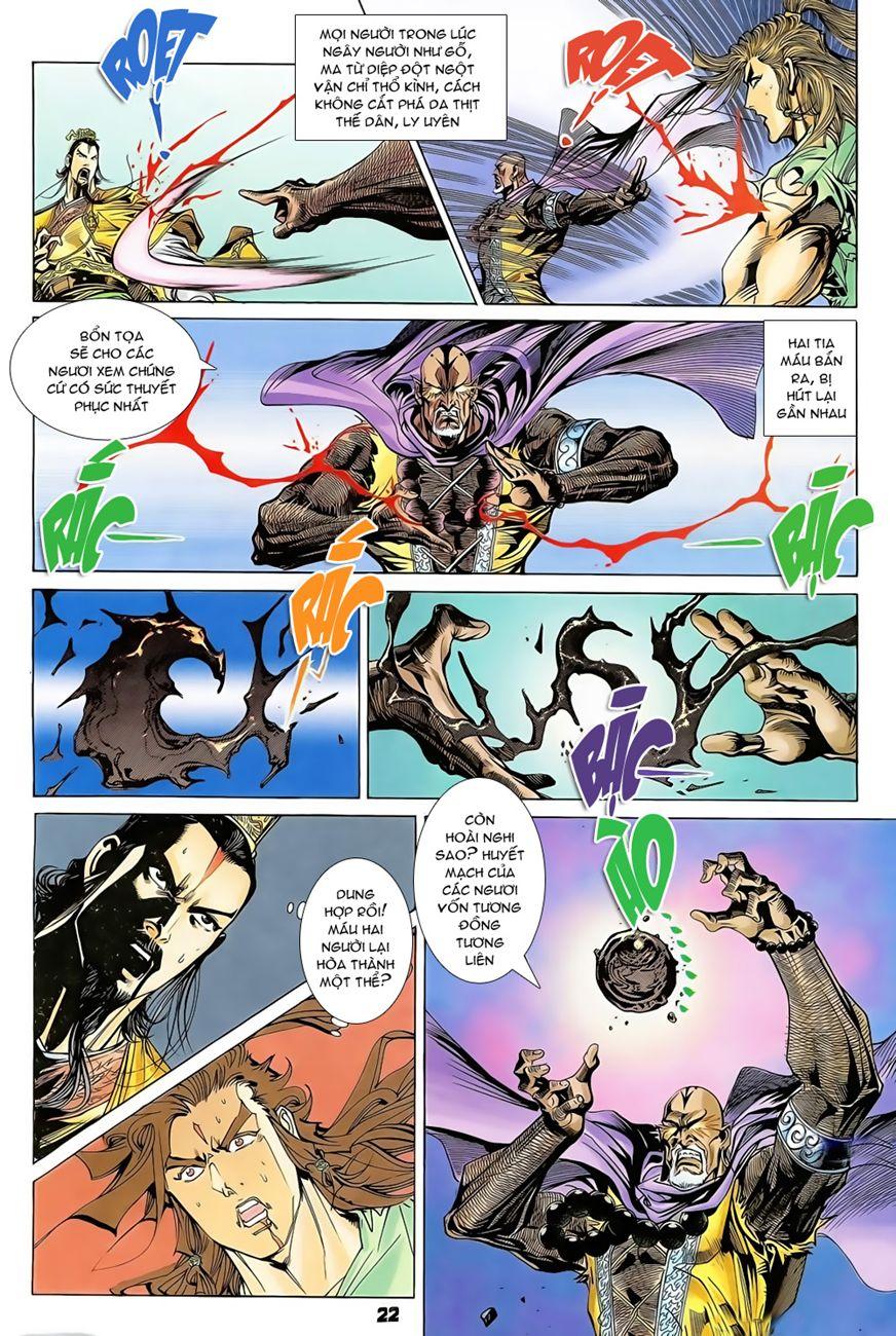 Đại Đường Uy Long chapter 71 trang 22