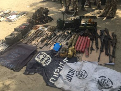 nigerian soldier kill boko haram lake chad