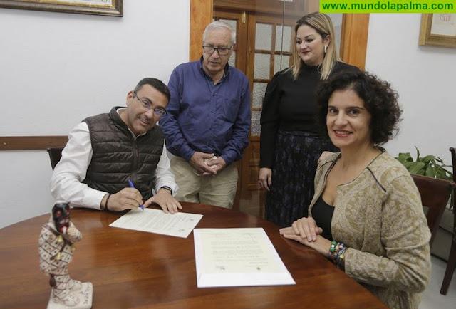 El Centro del Documento Gráfico del Cabildo recupera documentos históricos del archivo de la Villa de Teguise