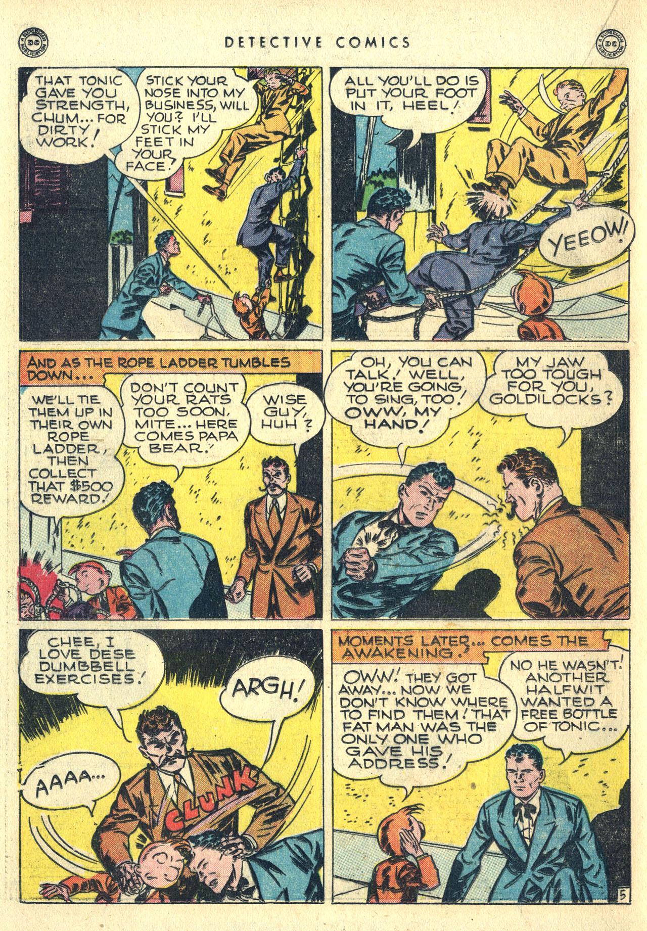 Read online Detective Comics (1937) comic -  Issue #116 - 28