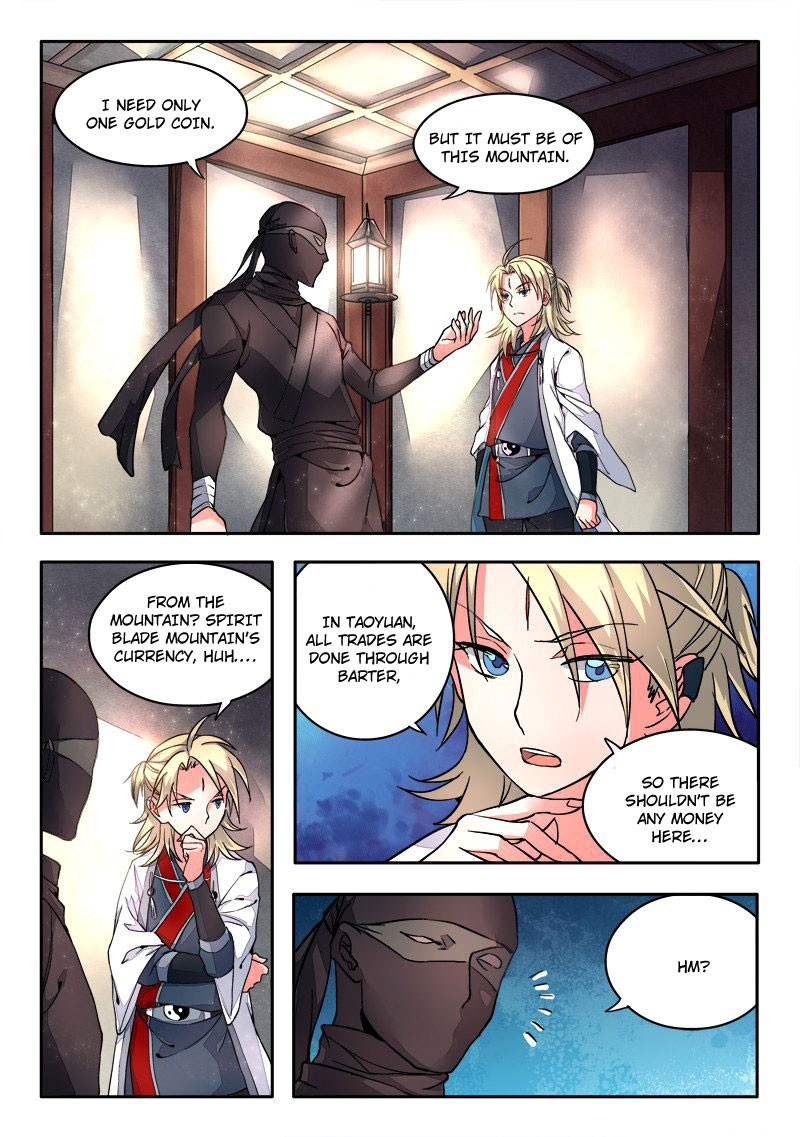 Spirit Blade Mountain - Chapter 15