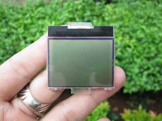 LCD Ericsson R310 hiu original