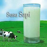 Susu Sapi