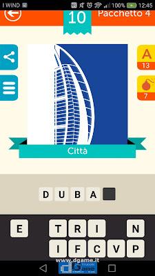 Iconica Italia Pop Logo Quiz soluzione pacchetto 4 livelli 10-75