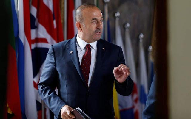 Τσαβούσoγλου: Δεν θα ανεχθούμε μονομερείς ενέργειες στο Αιγαίο