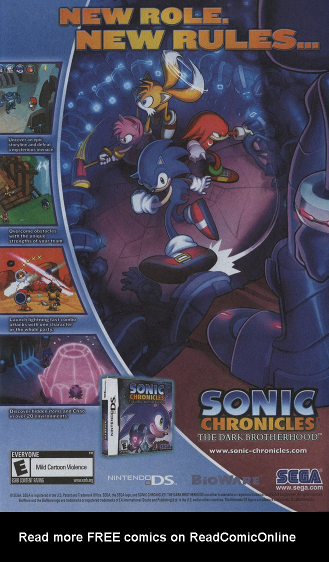 Read online Sonic The Hedgehog comic -  Issue #192 - 6