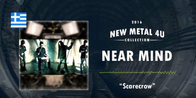 NEAR MIND: Για δεύτερη φορά σε παγκόσμια Nu Metal συλλογή
